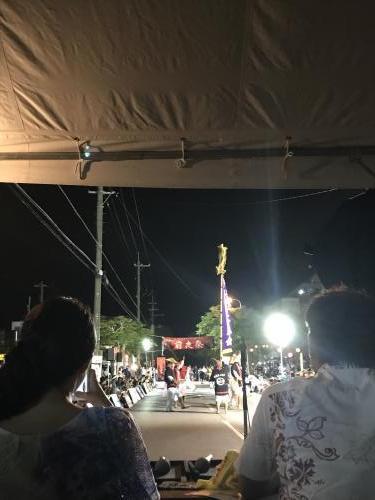 うるま市エイサー祭り